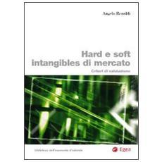 Hard e soft intangibles di mercato. Criteri di valutazione