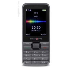"SC 560 Colore Grigio Dual Sim Display 2.4"" Bluetooth Fotocamera"