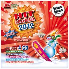 Hit Mania 2012 (4 Cd)