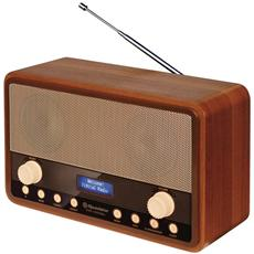 Radio Old Style Vintage MW FM DAB+ HRA-1300DAB+