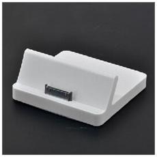 Basetta Docking Ipad, Ipad2-3 Con Uscita Audio Ipad, Iphone
