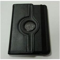Ipad Mini Custodia A Libro Pu Case Nero