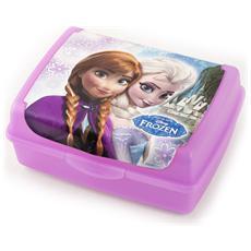 Porta Pranzo Disney Frozen Cm17x13x6,5 Contenitori Per Alimenti