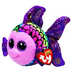 T37242 Beanie Boos - Flippy il Pesciolino Multicolore
