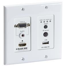VX-1002-TX AV transmitter Bianco moltiplicatore AV