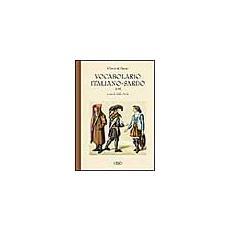 Vocabolario italiano-sardo (2 vol.)