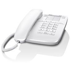 DA410 Telefono analogico Bianco
