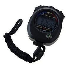 Cronometro Digitale Orologio Stopwatch Timer Resistente All'Acqua Per Sport Jogging Corsa Nuoto