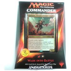 Magic Commander 2015 mazzo