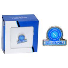 Napoli spilla pin scritta SSC Napoli
