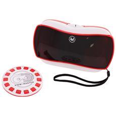 MATTEL - View-Master Kit & Spazio Realtà Virtuale - Visore 3D + Experience Spazio
