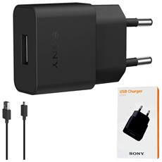 Caricabatterie UCH20 Travel Adapter Nero