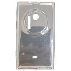 Silicone Case Nokia Lumia 1020 Trasparente