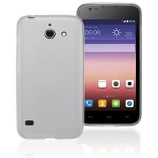 Cover gel protection plus white huawei ascend y550