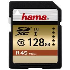 128Gb SDXC 128GB SDXC Classe 10 memoria flash