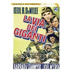 Dvd Via Dei Giganti (la)