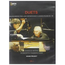 Intra Enrico, Fabbriciani Roberto - Duets - Sound Project