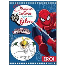 Ultimate Spider-Man. Disegno e coloro le mie storie da film