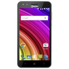 "You Color E505 Plus SE Argento 16 GB 4G / LTE Dual Sim Display 5"" IPS Slot Micro SD Fotocamera 13 Mpx Android Italia"
