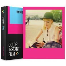 8 Pellicola Istantanea a Colori per Fotocamere Polaroid 600 Edizione Hot Pink