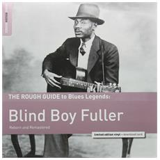 Blind Boy Fuller - The Rough Guide To Blues Legends
