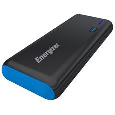 Energizer Max Ioni di Litio 10000mAh Nero, Blu batteria portatile