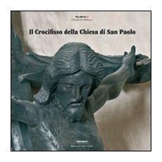 Il crocifisso della chiesa di san Paolo