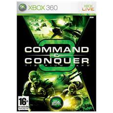 X360 - Command & Conquer 3: Tiberium Wars