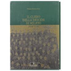Clero della diocesi di Mileto 1886-1986 (Il) (Cof. 2 tomi)