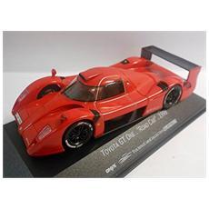 Lm99015 Toyota Gt-one Roadcar Rosso 1/43 Modellino