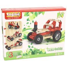 Inventor Eco Friendly Cars Gioco Di Costruzioni 02492