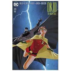 Batman Il Cavaliere Oscuro Iii - Razza Suprema #09 Variant B