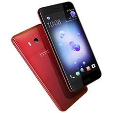 "U11 Rosso 64 GB 4G / LTE Dual Sim Display 5.5"" Quad HD Slot Micro SD Fotocamera 12 Mpx Android Europa"