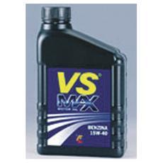 Lubrificante Max Benzina 15w40, Minerale, Top Quality 1 Lt