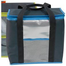 Borsa termica in poliestere frigo portatile da campeggio 20 Lt vari colori