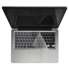 "Keyboard Protector - Copritastiera per MacBook Air, Pro, Retina 13"", 15"" e 17"" - EU Layout - Colore trasparente"