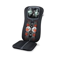 MG 254 Coprisedile massaggio shiatsu - HD High Definition - massaggio cervicale - IR