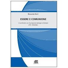 Essere e comunione. A confronto con la proposta teologico-trinitaria di G. Greshake