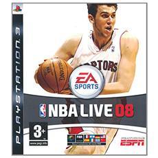 PS3 - NBA Live 08
