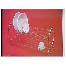 Scolapiatti Inox Cm70 Strumenti Da Cucina