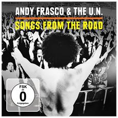 Andy Frasco - Songs From The Road (Cd+Dvd)