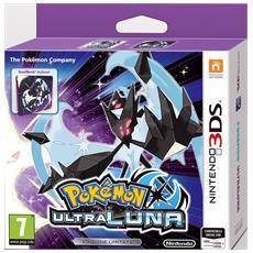 3DS - Pokemon Ultra Sole Steelbook