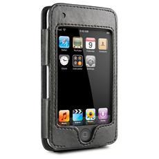 Trasporta il tuo iPod con eleganza. Con una comoda custodia con clip per cintura. Per iPod touch.