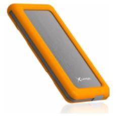 211526, Polimeri di litio (LiPo) , USB, Grigio, Arancione, Micro-USB, Smartphone, Tablet, Micro-USB