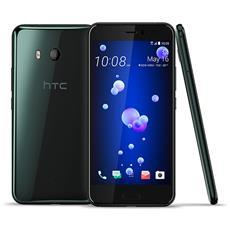 """U11 Nero 64 GB 4G / LTE Display 5.5"""" Quad HD Slot Micro SD Fotocamera 12 Mpx Android Europa"""
