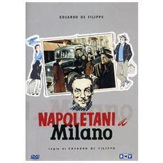 Dvd Napoletani A Milano