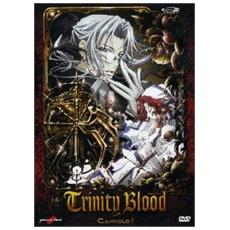 DVD TRINITY BLOOD #01 (ep. 01-04)
