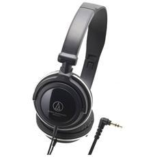 Ath-sj11 Black Cuffia Dinamica Over Ears Di Tipo Chiuso