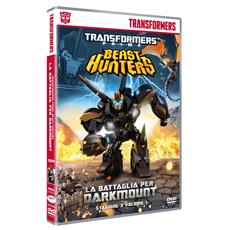 Transformers Prime - Stagione 03 #01 - La Battaglia Per Darkmount