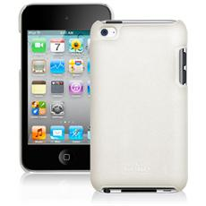 *Puro Cover Itouch 4 Velvet Bianco